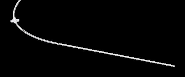 Cateter-Lumbar para la Derivación Lumbo Peritoneal