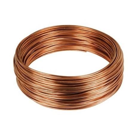 Espiral de alambre de cobre para el DIU de 380 mm2